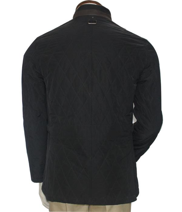 Wholesale New Black Padded Cotton Custom Made Men Jacket Winter