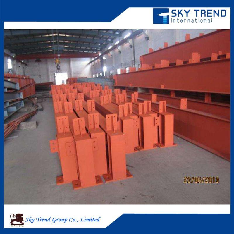 Q235 Q345 A36 Ss400 S235jr S355jr Hot Rolled Galvanized Steel H Beam
