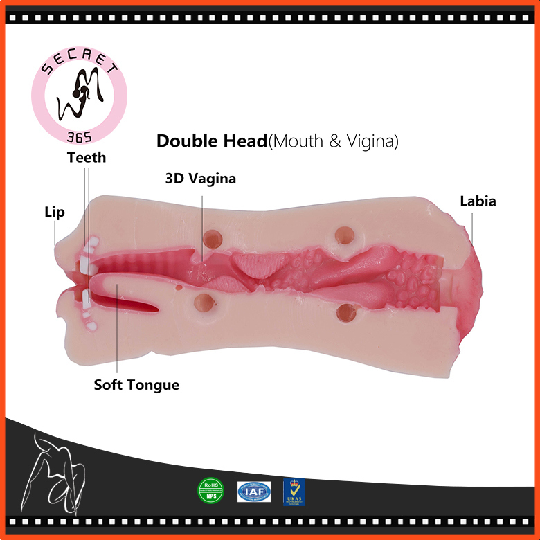 Realistic Big Pussy Artificial Vagina Dolls Silicone Sex Doll, 808099