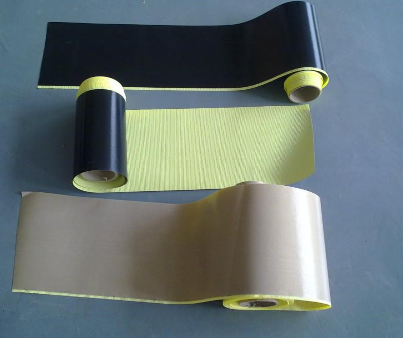 PTFE Coated Fiberglass Adhesive Tape