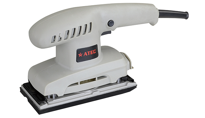 200W New Electric Drywall Sander Ergonomical Front Handle (AT5180)