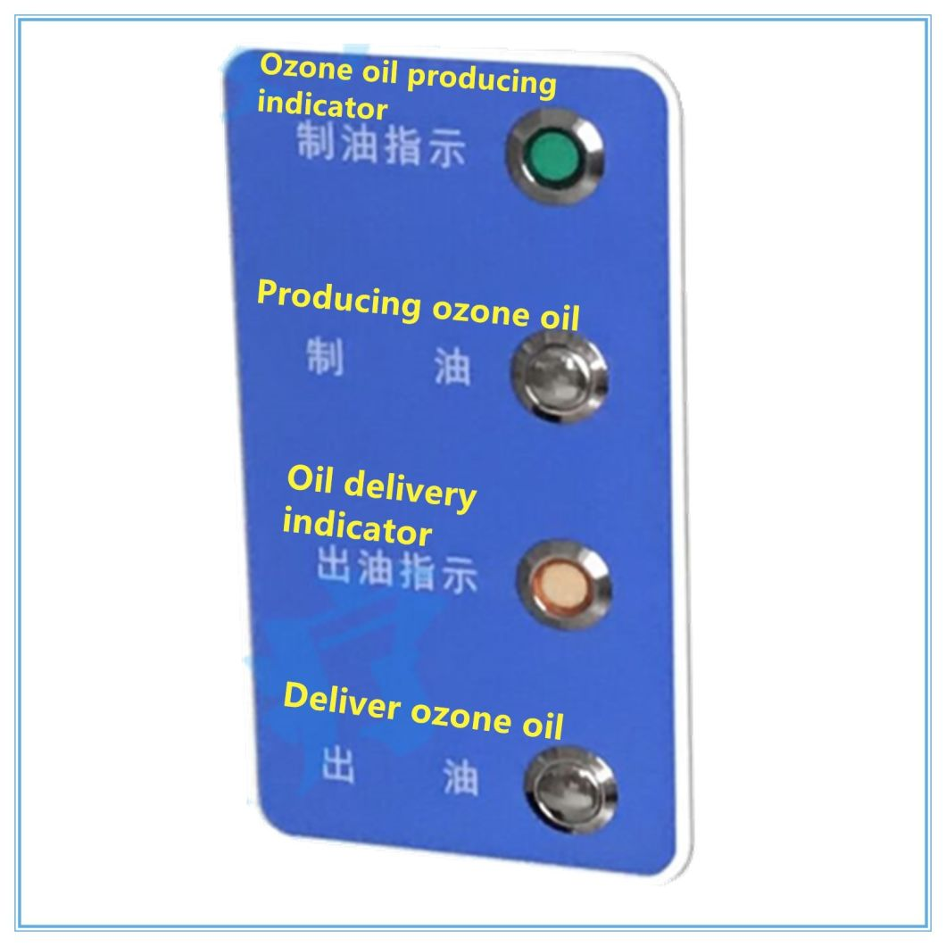 Professional Ozonated Oil Making Machine ZAMT-Y20 with Good Price