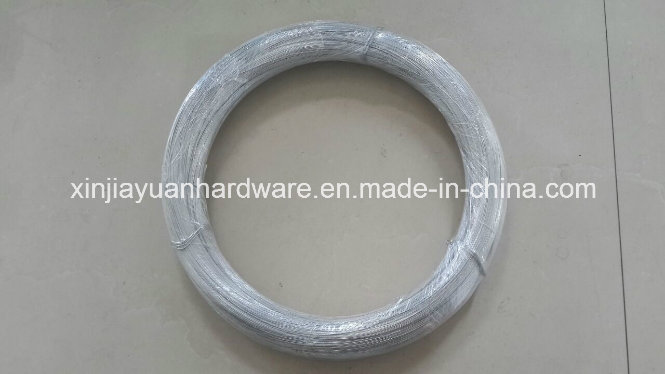 Hot DIP Galvanized Vineyard Wire for Vineyard Trellis