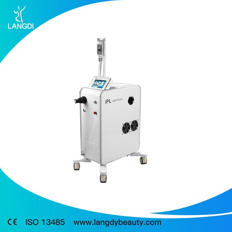 IPL+RF E-Light for Hair Removal Skin Rejuvenation Skin Care Machine