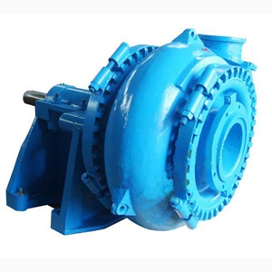 Large Solid Particle River Sand Gravel Pump