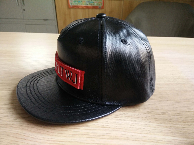 Wholesale Mens Embroidered Flat Bill Hip Hop Caps (ACEK0038)