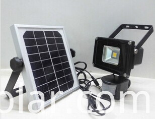 Solar Motion Flood Light