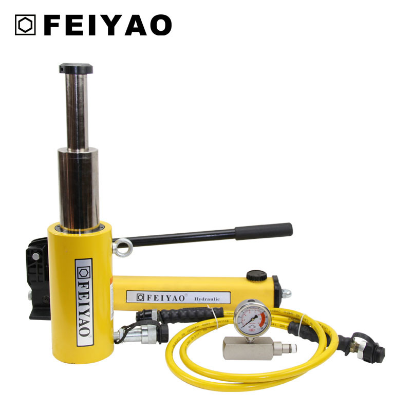 Fy Series Standard Two Stage Hydraulic Cylinder