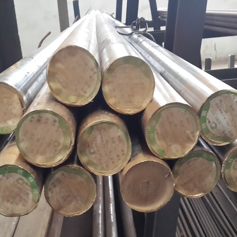 1.7225/SCM440/SAE4140 Alloy Steel Round Bar for Mechanical