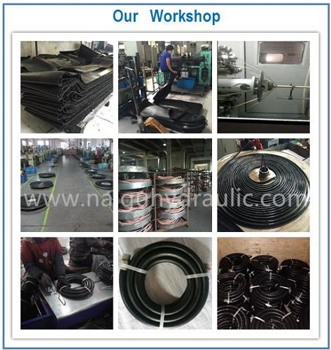 Rubber Fuel and Oil Delivery NBR Hose for Industrial