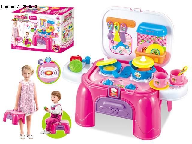 Block Storage Chair Toys for Children