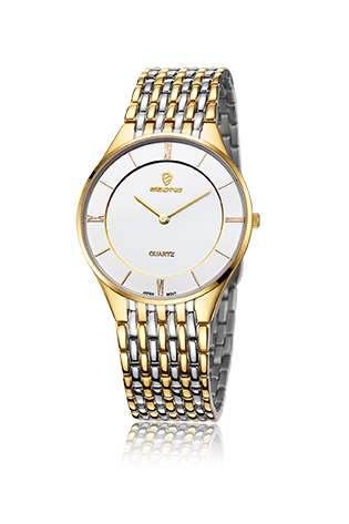 Fashion Watch Ultra-Thin Watch Quartz Couple Wrist Watch