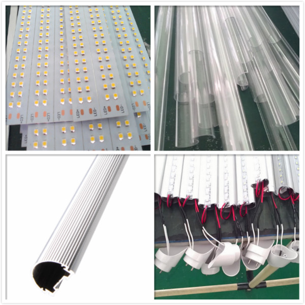 Directly Replace Fluorescent Tube with LED Tube Lamp