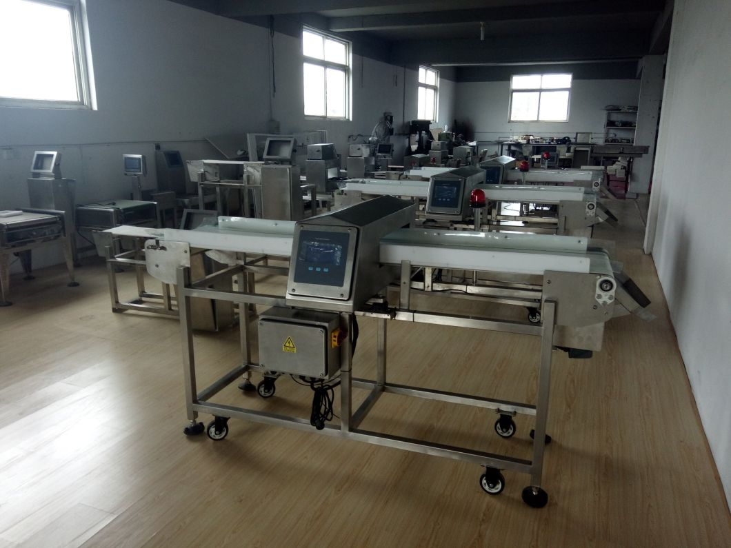 Toucn Screen Conveyor Metal Detector Machine