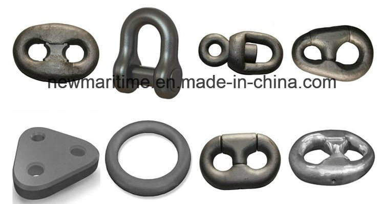 China The Factory Supplies Stud Link Anchor Chain for Ship