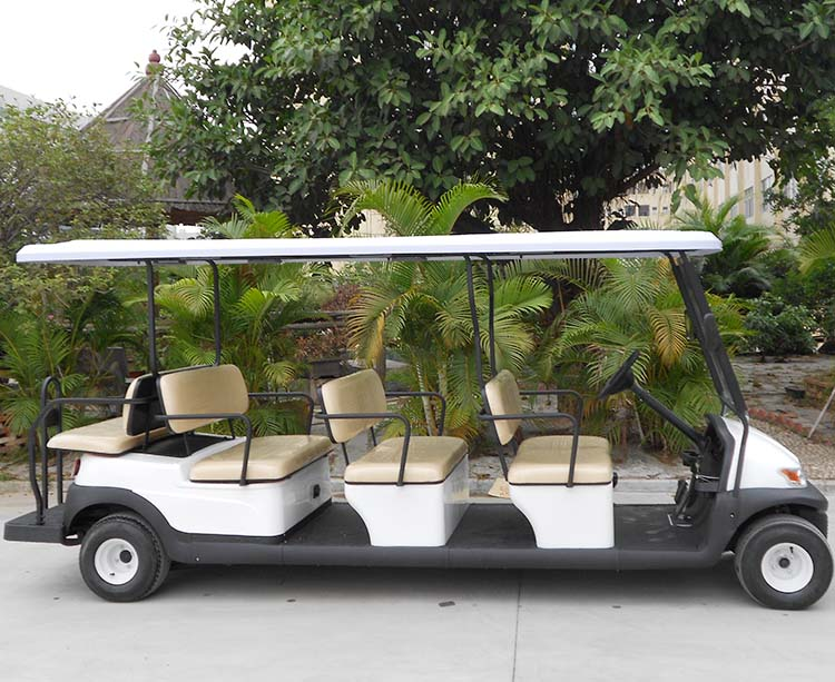 Ce Approved Electric Golf Cart for Tourist