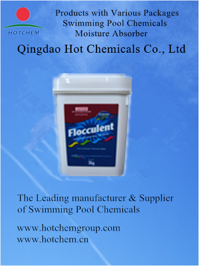 Swimming Pool Chemicals Aluminium Sulphate Flocculant