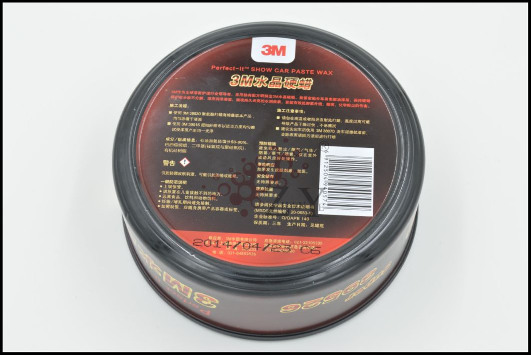 3m 39526 Perfect-It Show Car Paste Wax for Shines