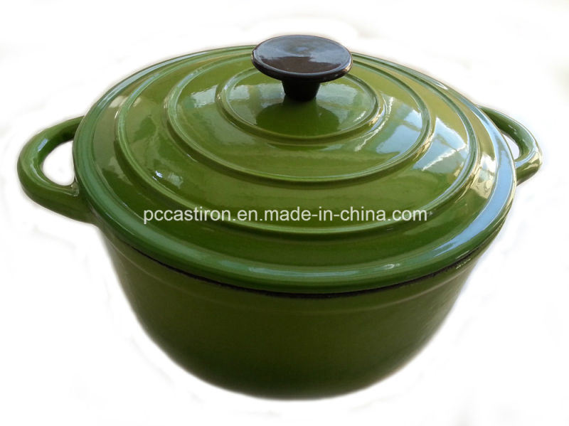FDA Ce SGS LFGB Approved Cast Iron Cookware Set