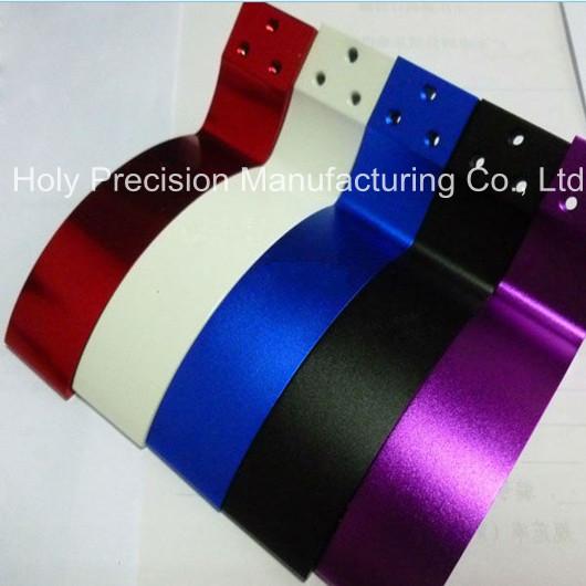 OEM CNC Machining Aluminum Oxidation Auto Part