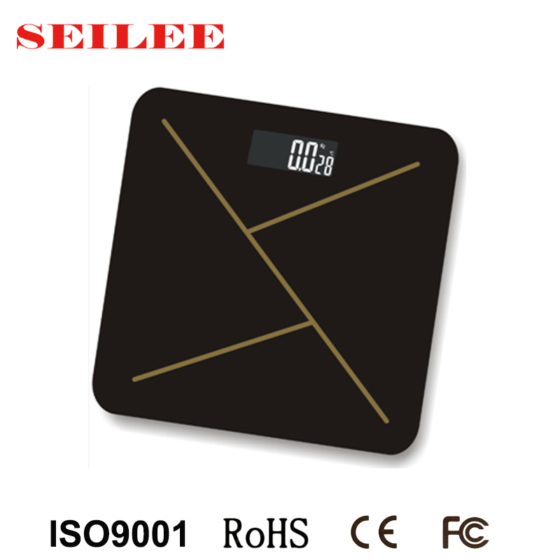 Customized Design Pattern Electronic Body Health Scale
