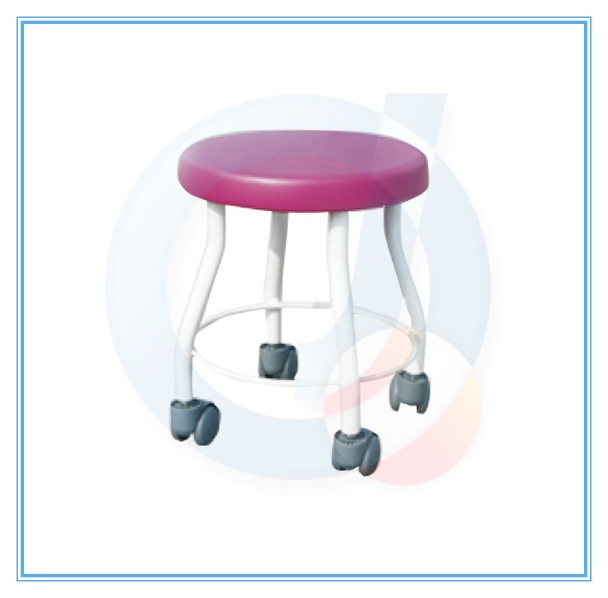 Medical PT Stool and Chair with Casters for Child