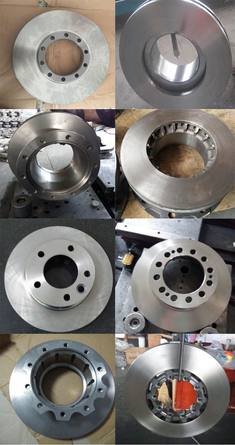 Auto Part Brake Disc for Prevent Brake Noise