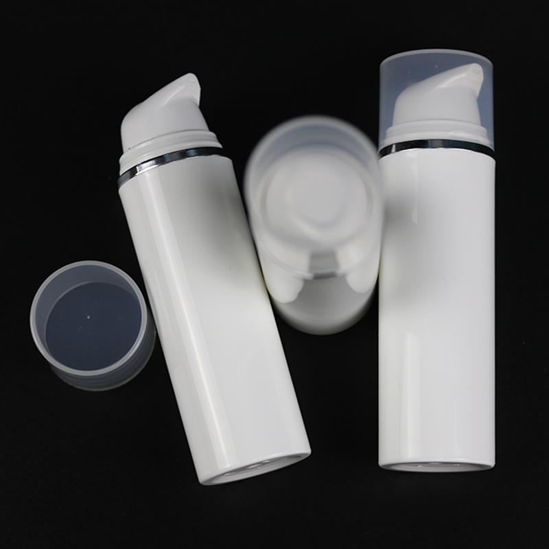Hot Stamping Silkscreen Printed PP 40ml Plastic Bottle (NAB29)