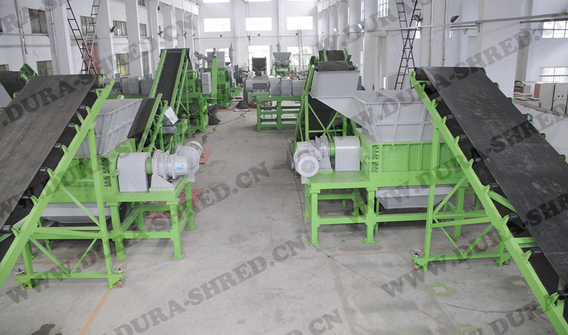 1st Level Grinding Cable Recycling Machine