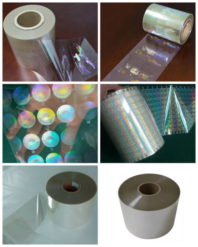 Transparent Hot Stamping Film
