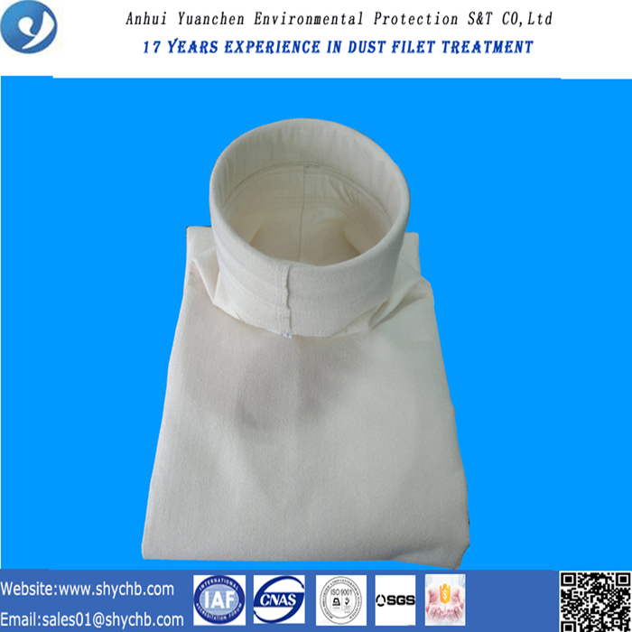 PPS and PTFE Dust Collector Filter Bag for Asphalt Mixing Plant