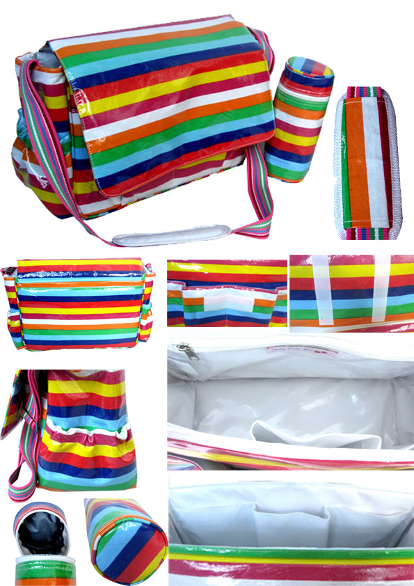 Fashion Travel Waterproof Diaper Bags (YSDP03-004)