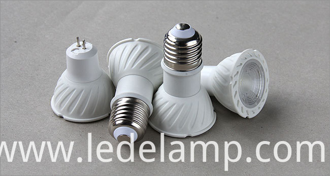 High Quality Cheap 5W COB GU10 LED Spotlight