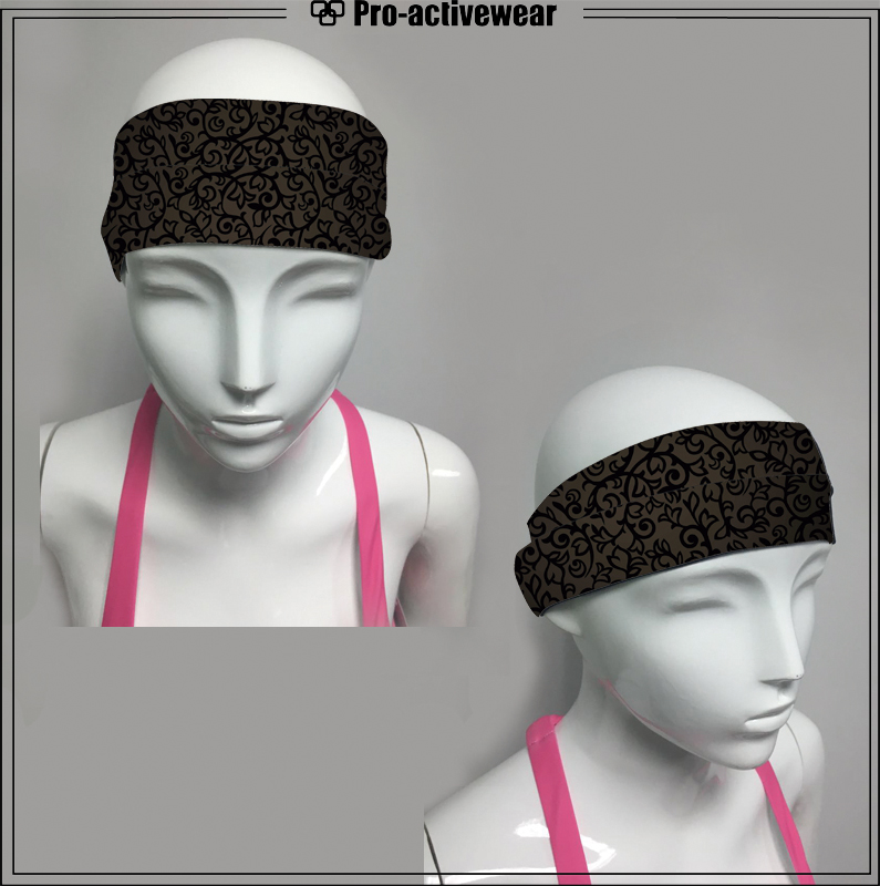 Latest Design High Quality Cotton Sport Special Headband