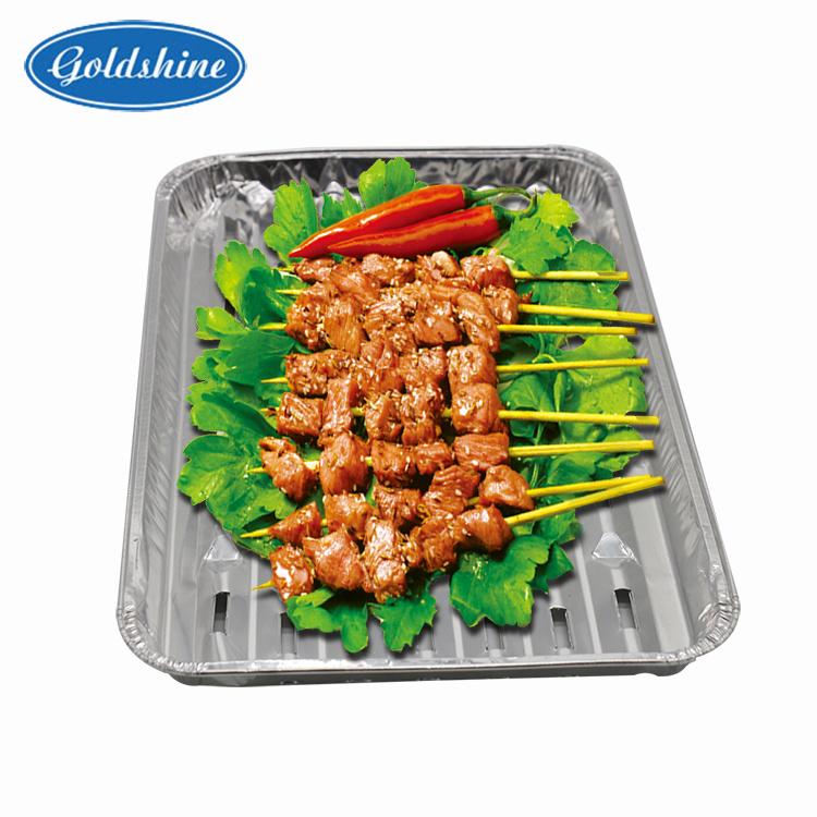 Aluminum Foil Tray for BBQ