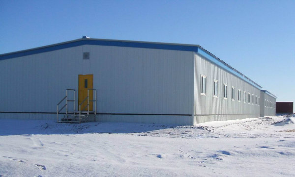 Lida Brand Light Steel Warehouse by H Section Steel
