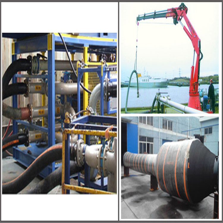 Dock Hose for Transferring Petroleum Hose