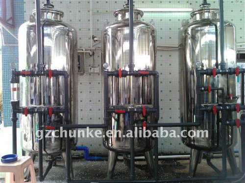 Automactic RO Water Treatment Plant Machine Price for 10000 Liter Per Hour