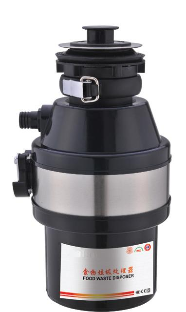 High Quantity Food Waste Garbage Disposer
