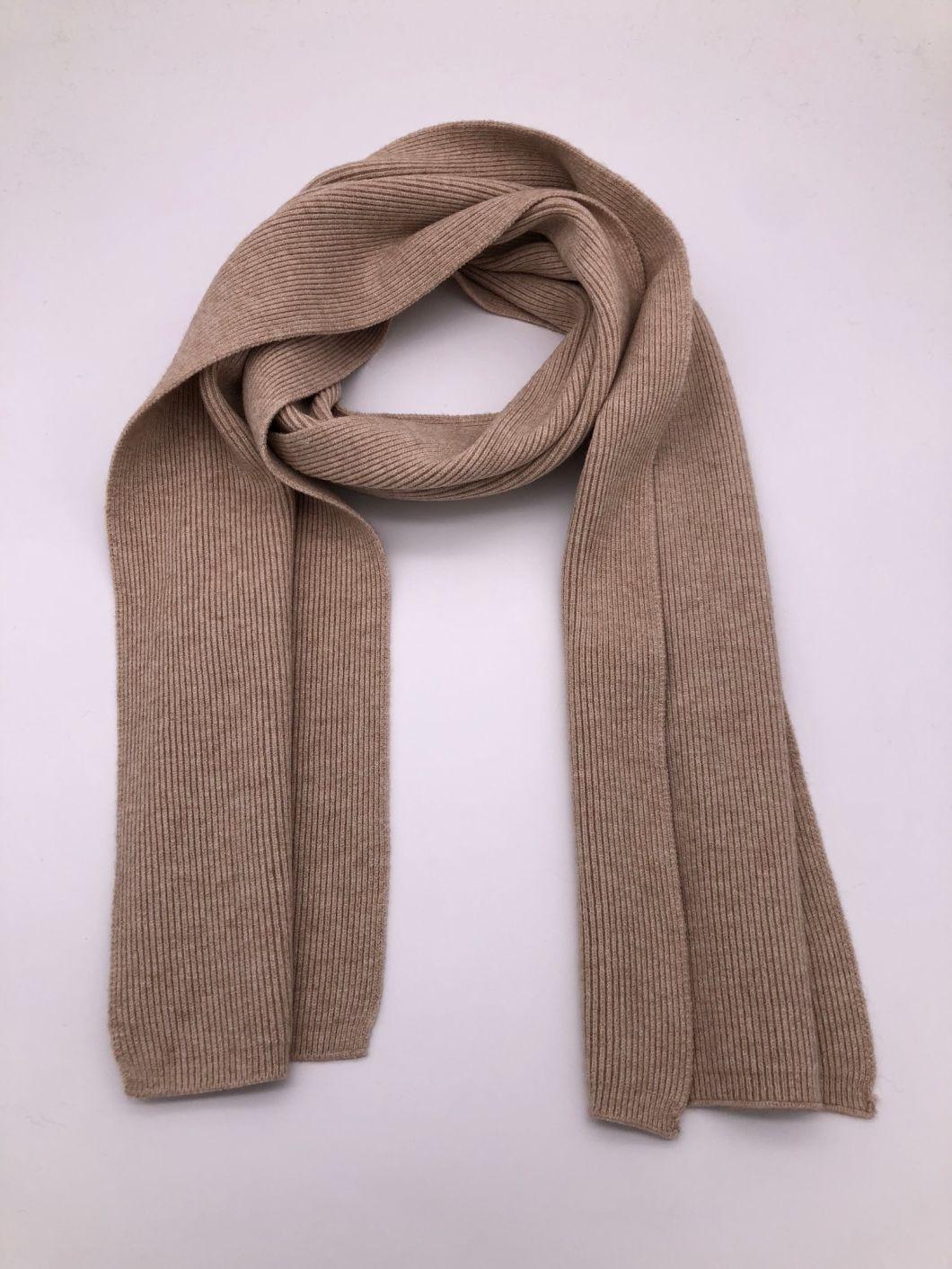 Men Acrylic Knitting Fashion Scarf High Quality