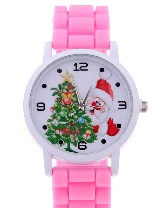 Cheap Christmas Promotion Ceramic Watch