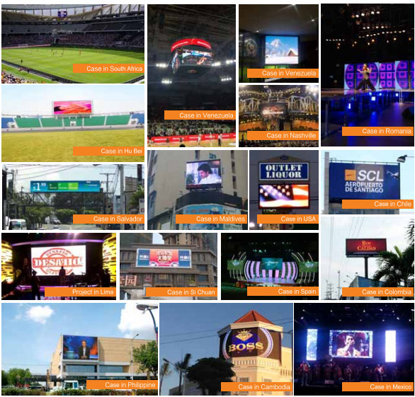 P8 Led Signs