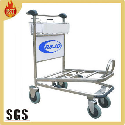 Airport Hand Shopping Luggage Baggage Passenger Trolley for