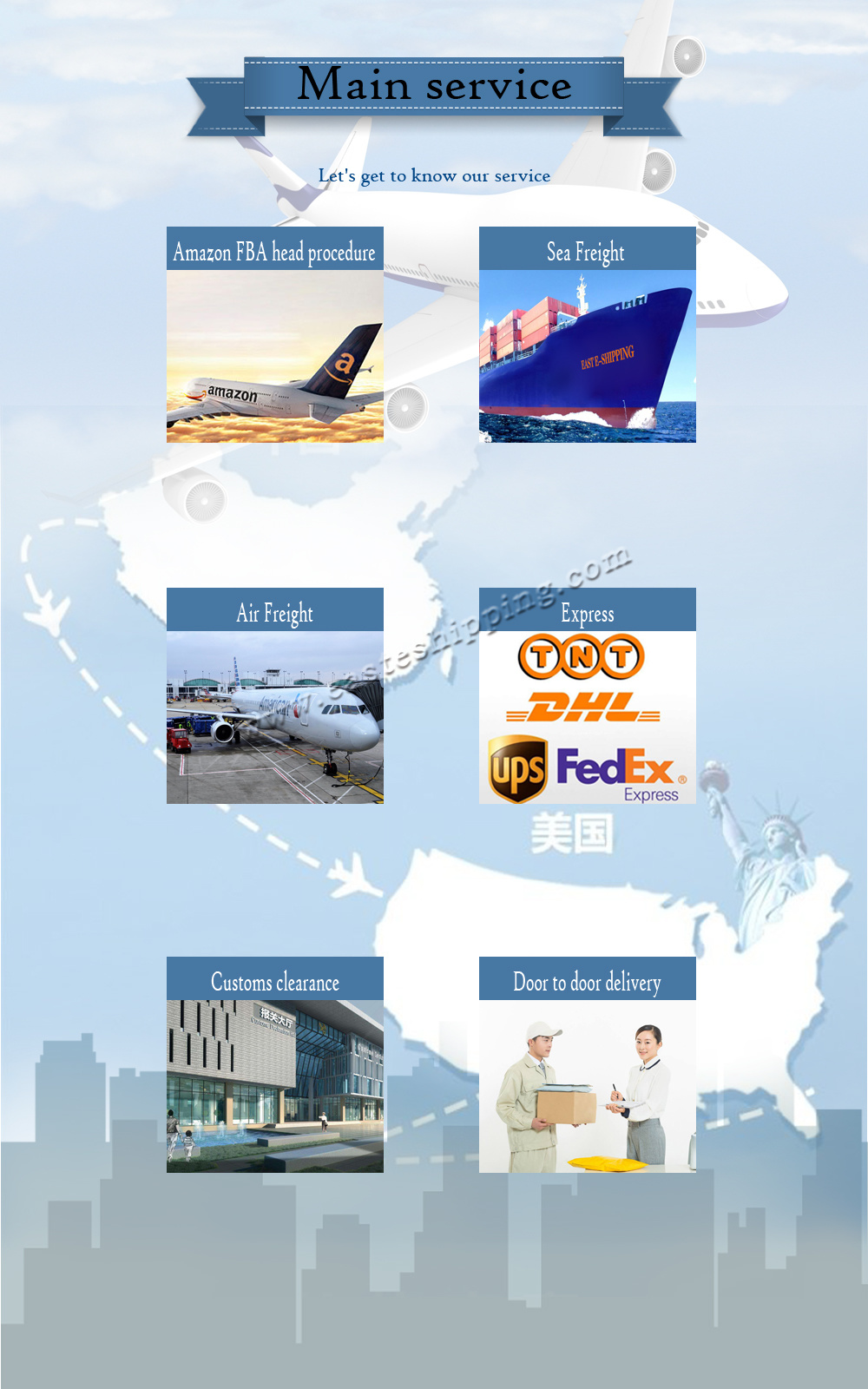 Air Freight Air Cargo Shipping Service to Berlin Germany