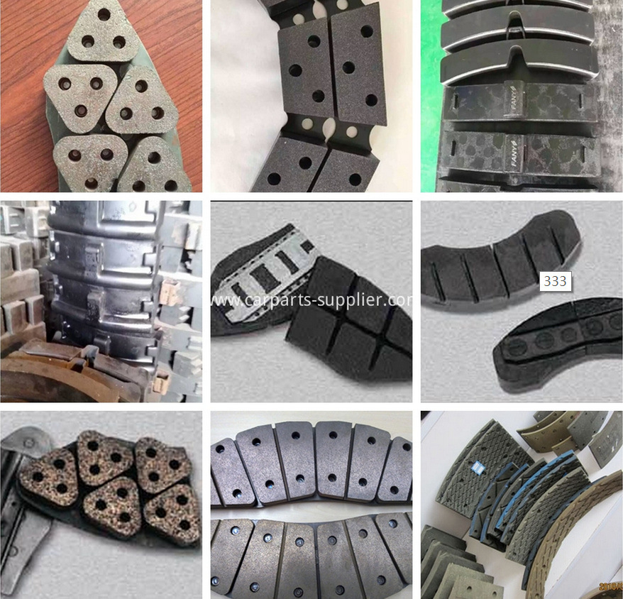 Hot Products Wholesale Railroad Train Brake Shoes