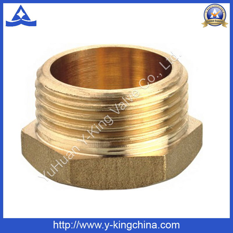 Brass Fitting with Bsp Thread (YD-6002)