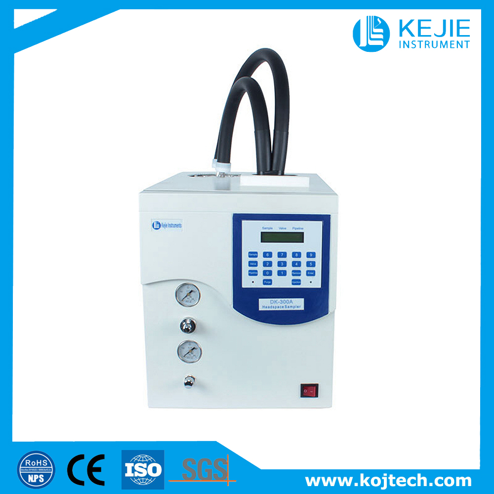 Laboratory Instrument/Gas Chromatography/Headspace Sampler/Injector/Processor for Pharmacy