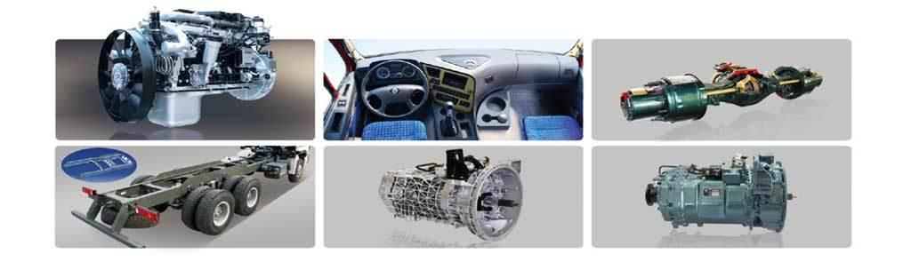 Pl420 Fuel Filter for HOWO Truck (VG1540080311 VG1540070007)