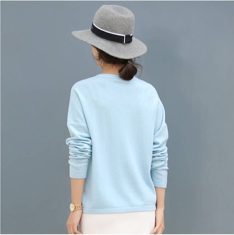 Lady's Cashmere Sweater Pullover