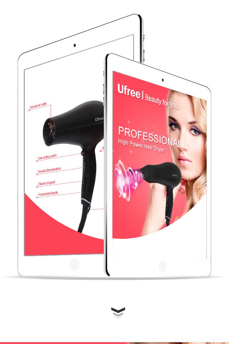 Ufree Best Professional Hair Dryer